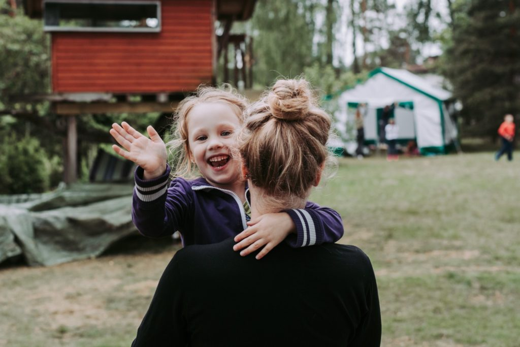 Angļu valodas dienas nometnes bērniem