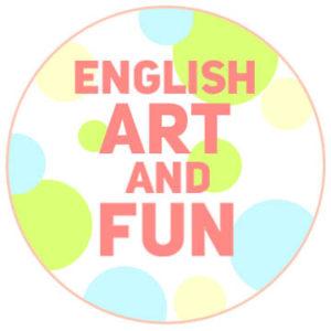 English Art & Fun nometnes un apmācības