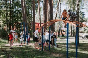 Angļu valodas un mākslas nometne bērniem: 2018. gada vasara