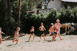Angļu valodas vasaras nometne bērniem 6 - 14 gadu vecumam